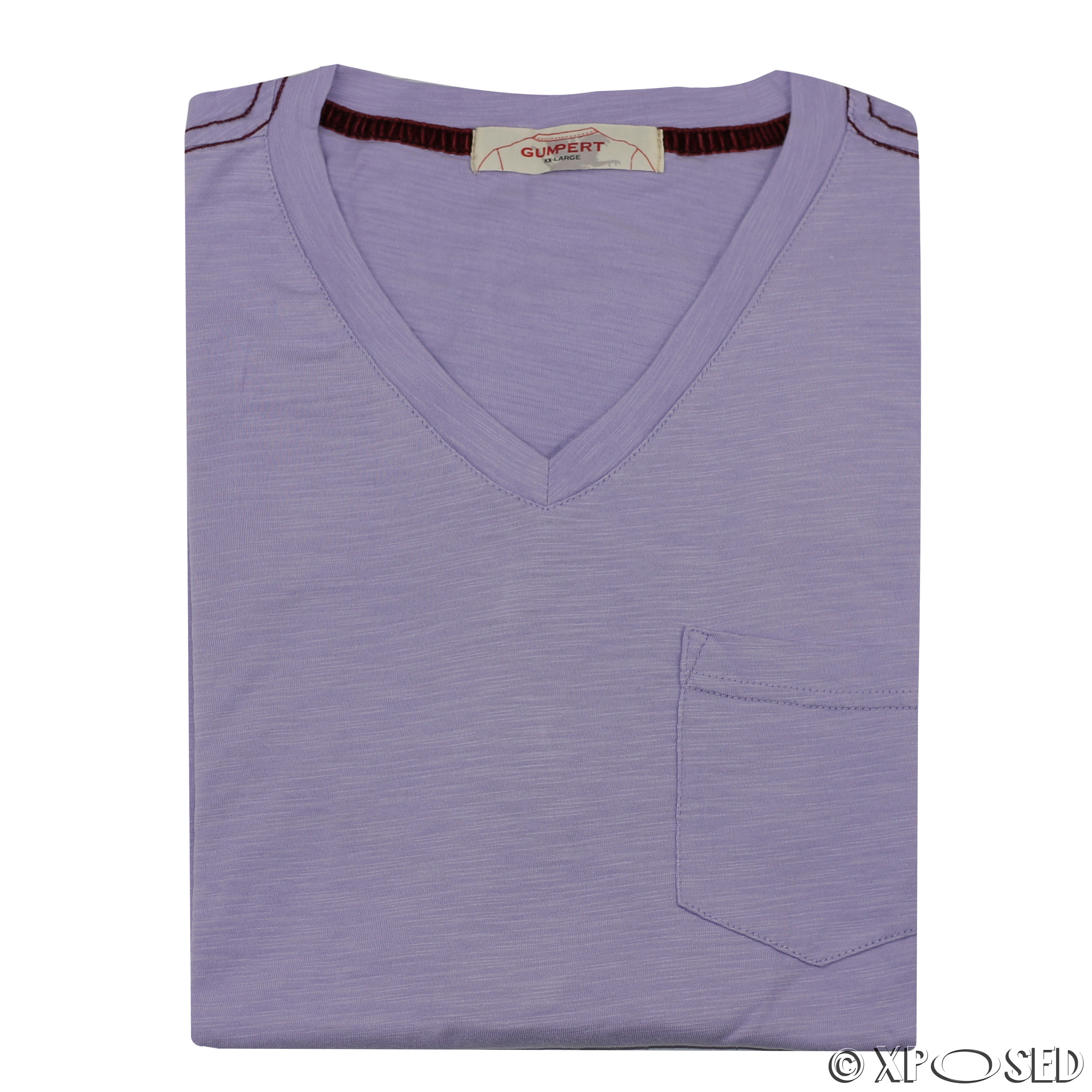 big mens plain basic v neck tall plus king size t shirt