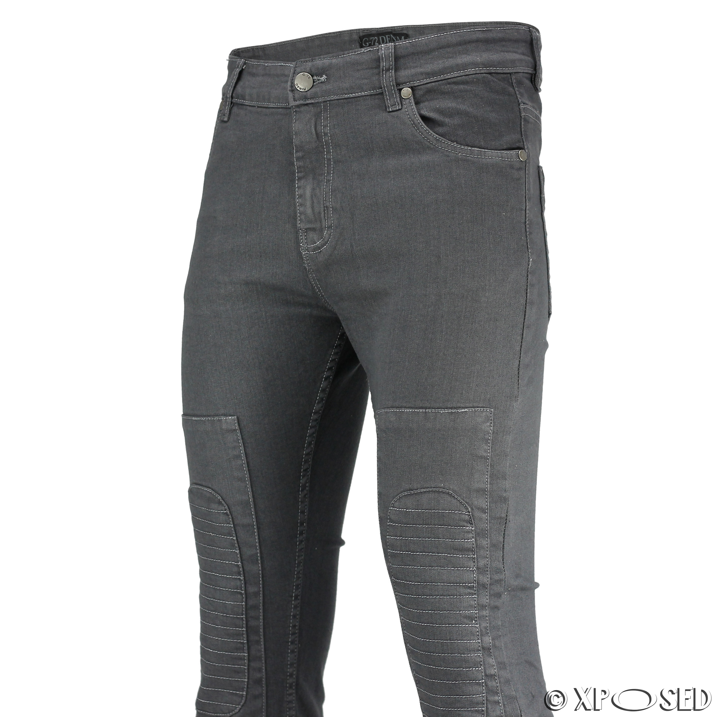 Padded Motorcycle Trousers