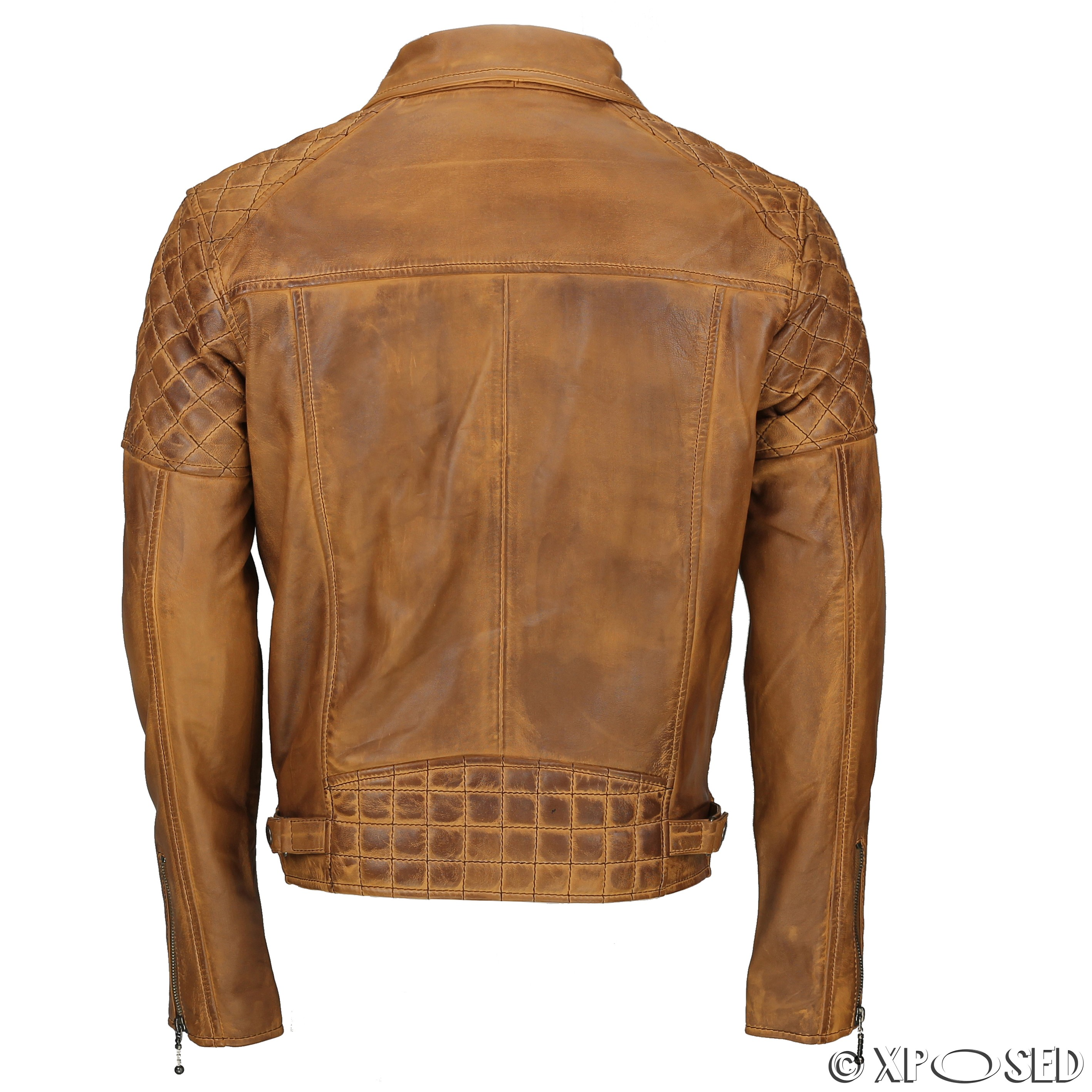 Vintage leather motorcycle jackets for sale
