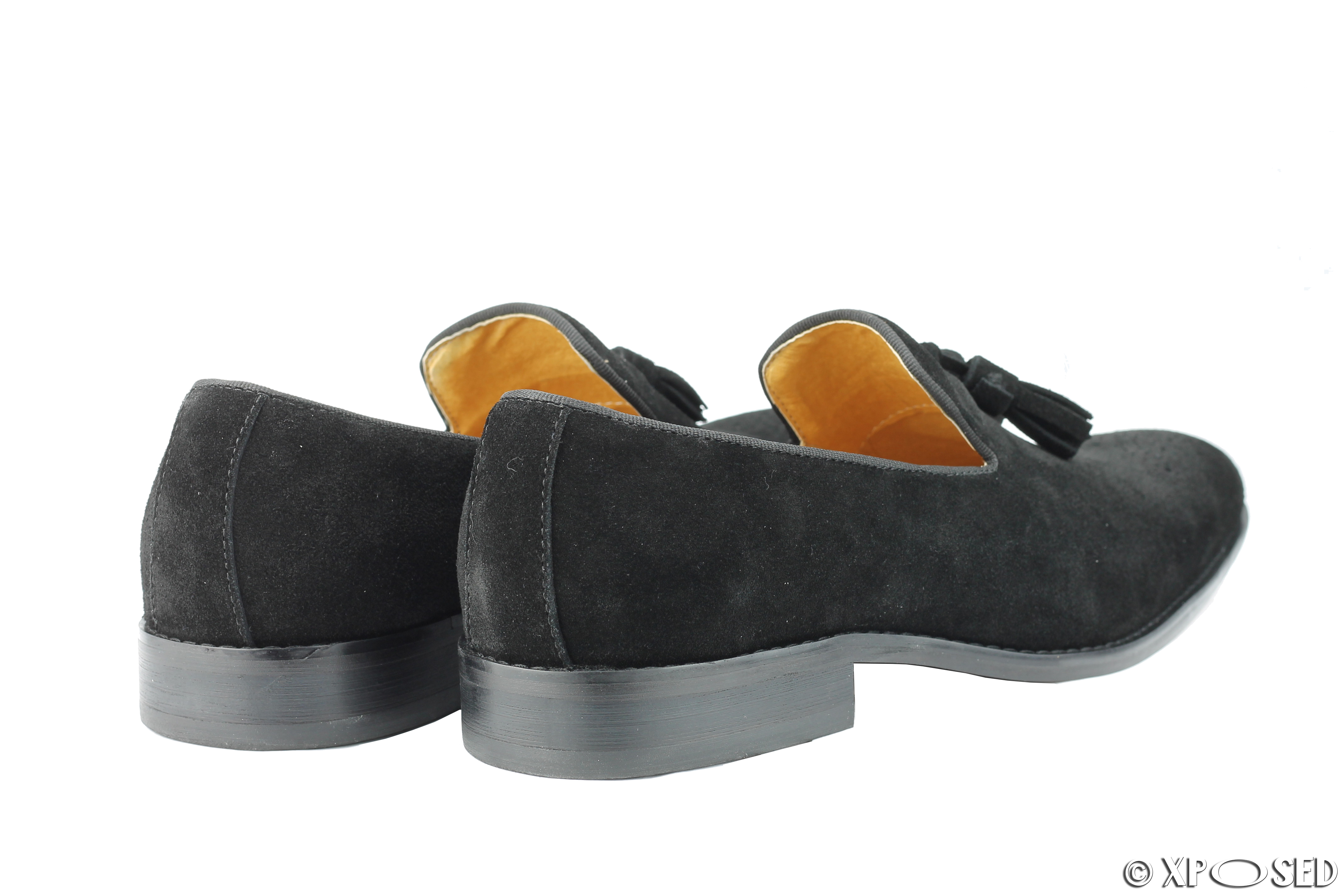 Mens Black Suede Oxfords Images On Ideas Slippers