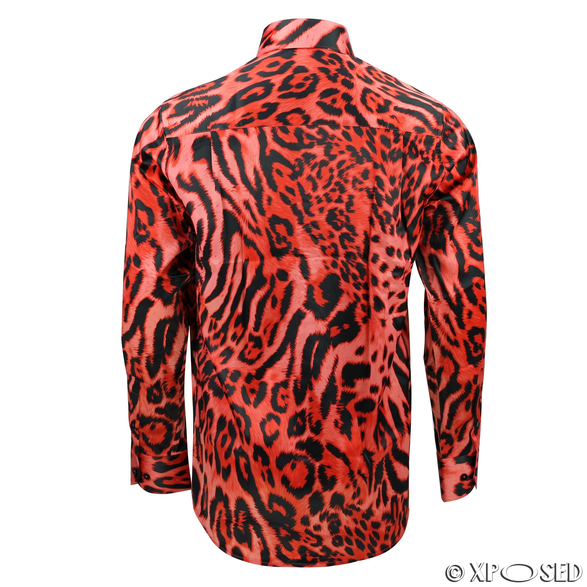Mens Italian Silk Shirts Uk   ANLIS