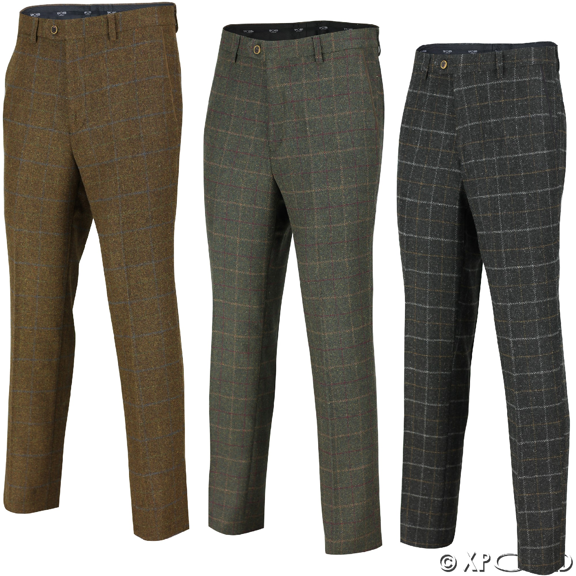 Trouser Pants. For work or for play, choose trouser pants to help you get through the many life occasions. A trouser is a great choice for men or women at the office, out on date night or even for those casual days spent running errands. Trousers have a wider leg, which makes them comfortable, while still looking sharp and polished.