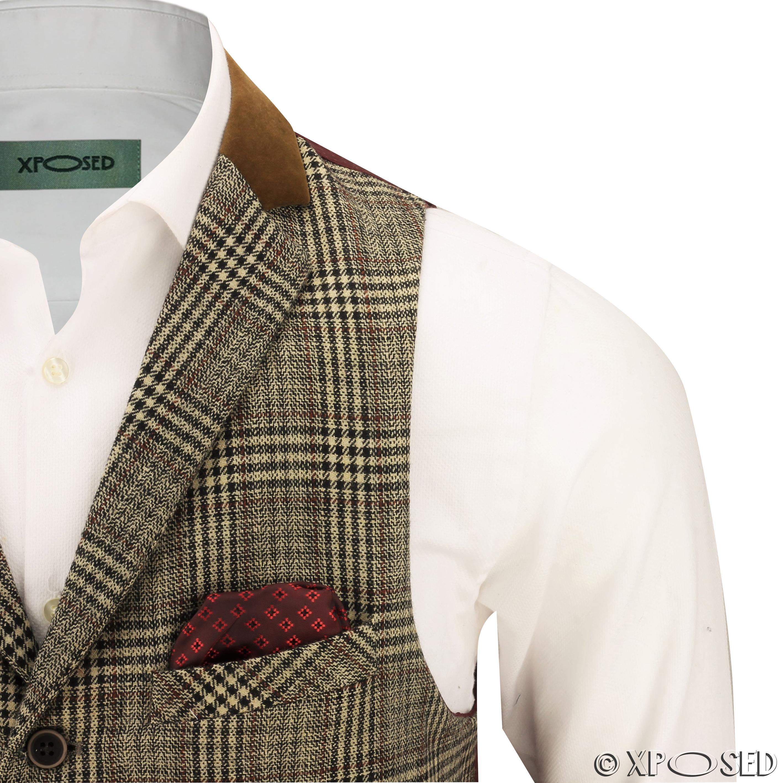 Vintage Mens Vest 17