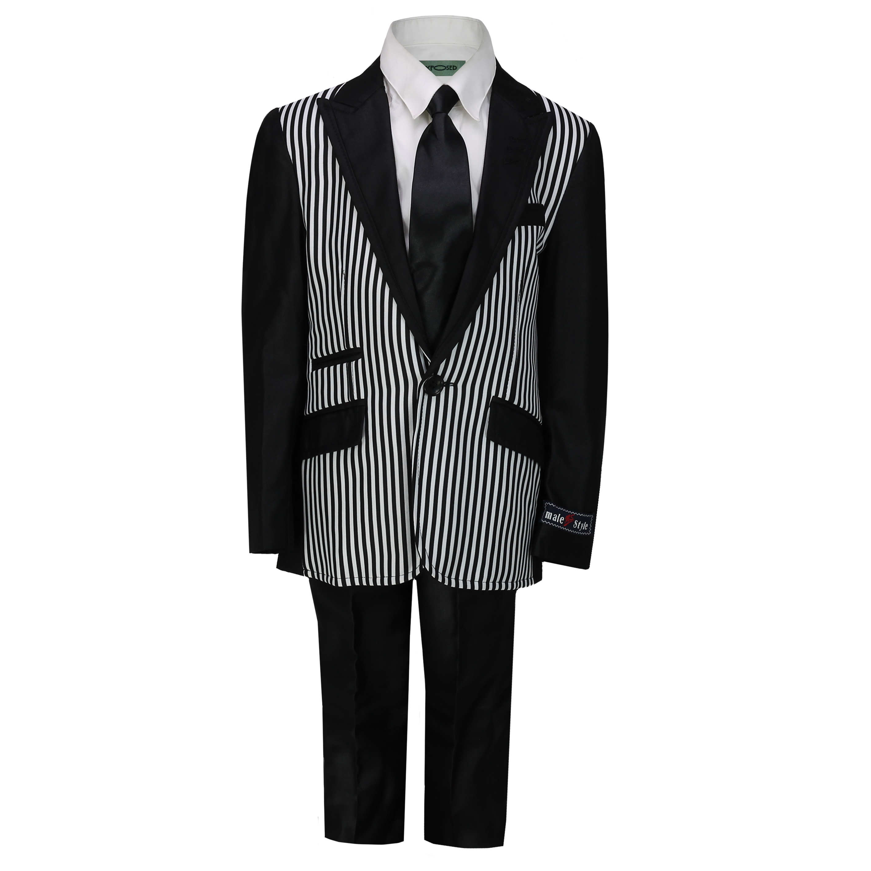 Boys Corduroy Wedding Pageboy Formal 5 Piece Suit