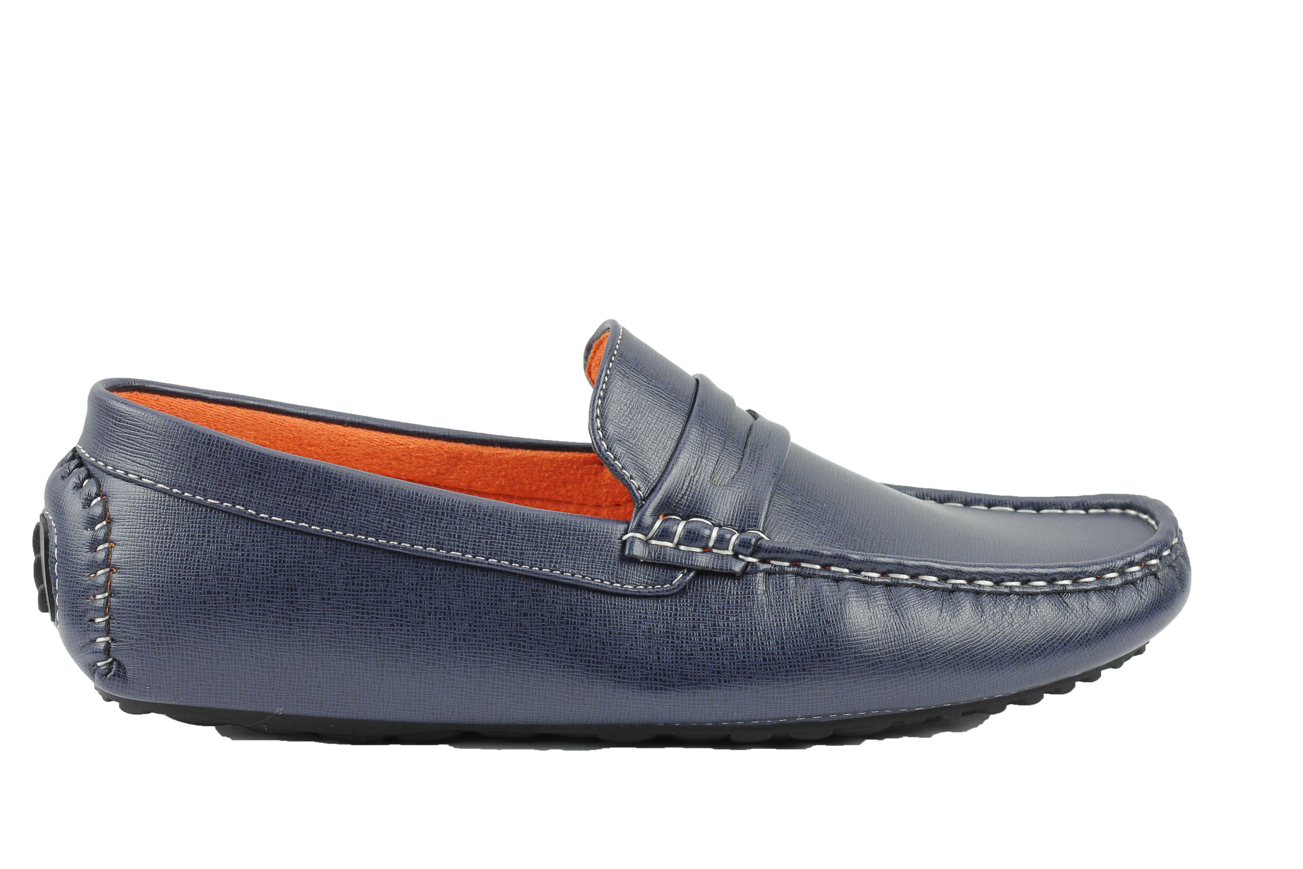 New-Mens-Faux-Leather-Slip-on-Penny-Loafers-Driving-Shoes-UK-Sizes-6-7-8-9-10-11 thumbnail 9