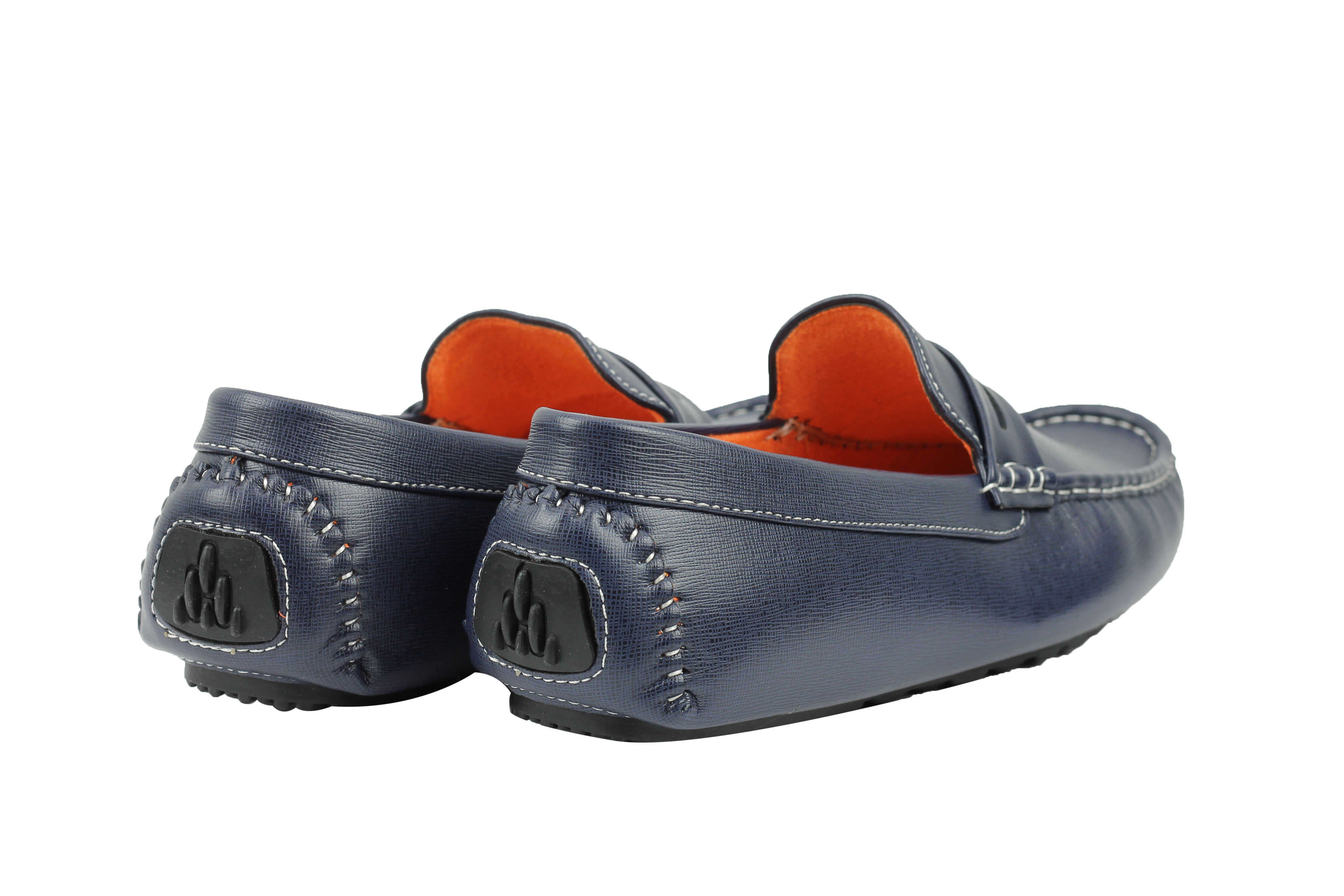 New-Mens-Faux-Leather-Slip-on-Penny-Loafers-Driving-Shoes-UK-Sizes-6-7-8-9-10-11 thumbnail 11