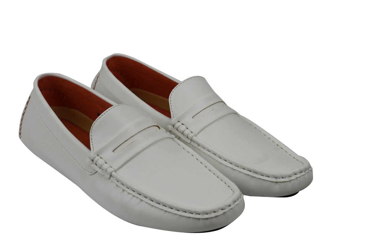 New-Mens-Faux-Leather-Slip-on-Penny-Loafers-Driving-Shoes-UK-Sizes-6-7-8-9-10-11 thumbnail 13