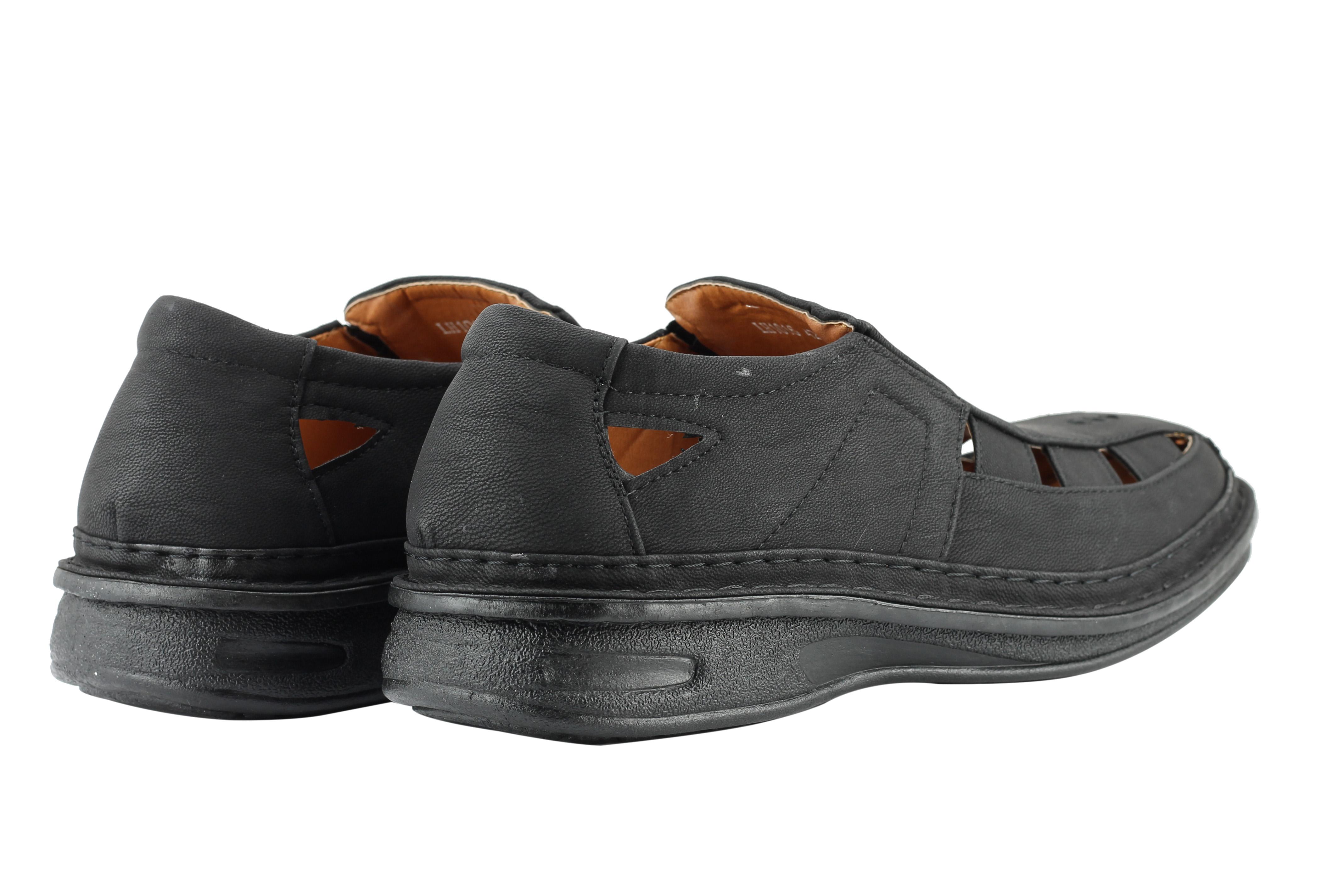 Nubuck Casual Flat Shoe
