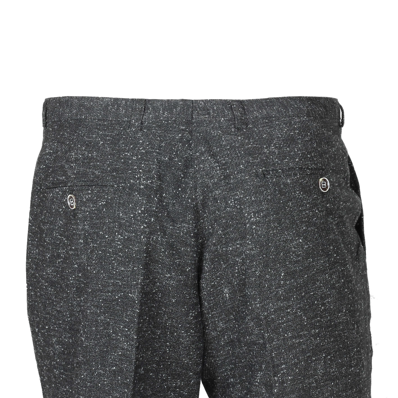 Para-hombre-Traje-de-3-piezas-de-lana-en-gris-se-vende-por-separado-Retro-Blazer-Chaleco-Pantalones miniatura 12