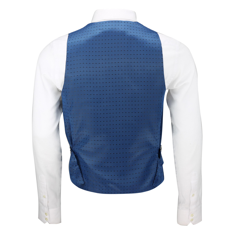 Hombres-Tweed-cheque-3-Piezas-Traje-Chaqueta-Pantalon-Chaleco-se-vende-como-medida-separa miniatura 22