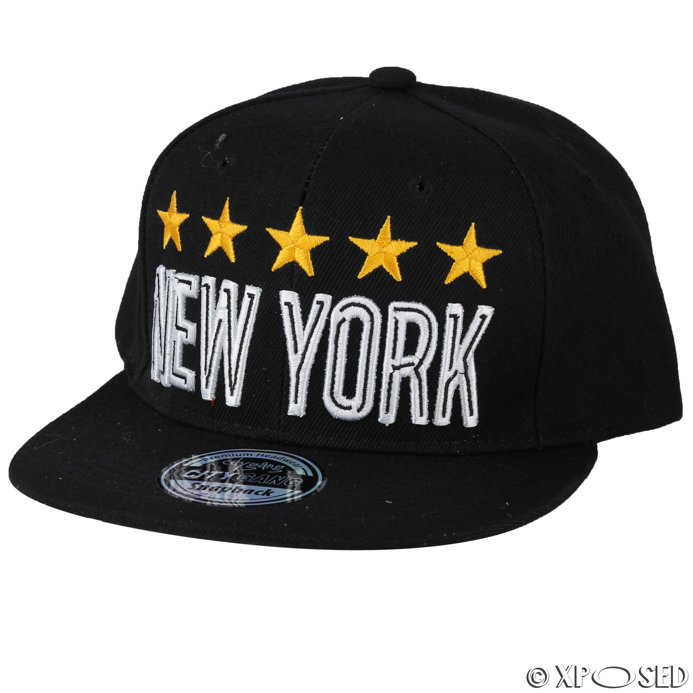 e1513fbe458 UK Mens Womens Unisex Baseball Adjustable Snapback Hat Hip Hop Flat ...