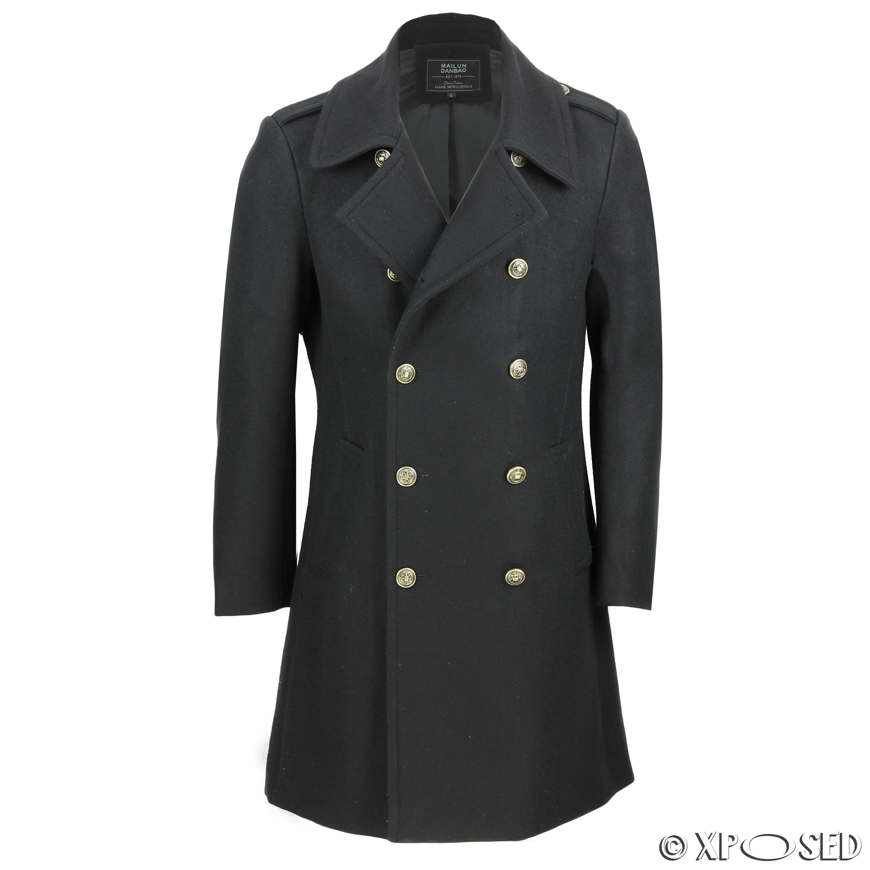 This coat is in very good condition. and very pretty on an person. but i would consider my self. and very soft. it is black! about a 12 or 14 size and i think it fits amazing.