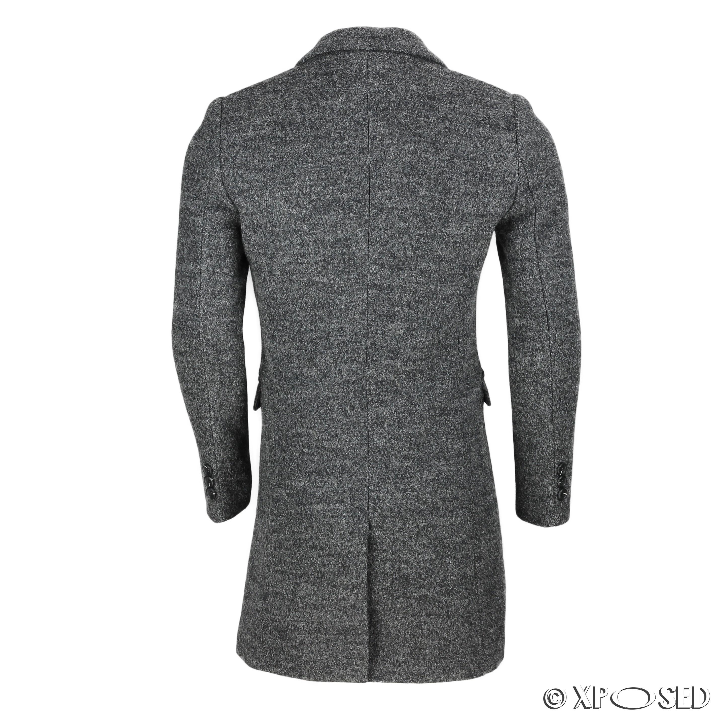 Mens formal winter coats