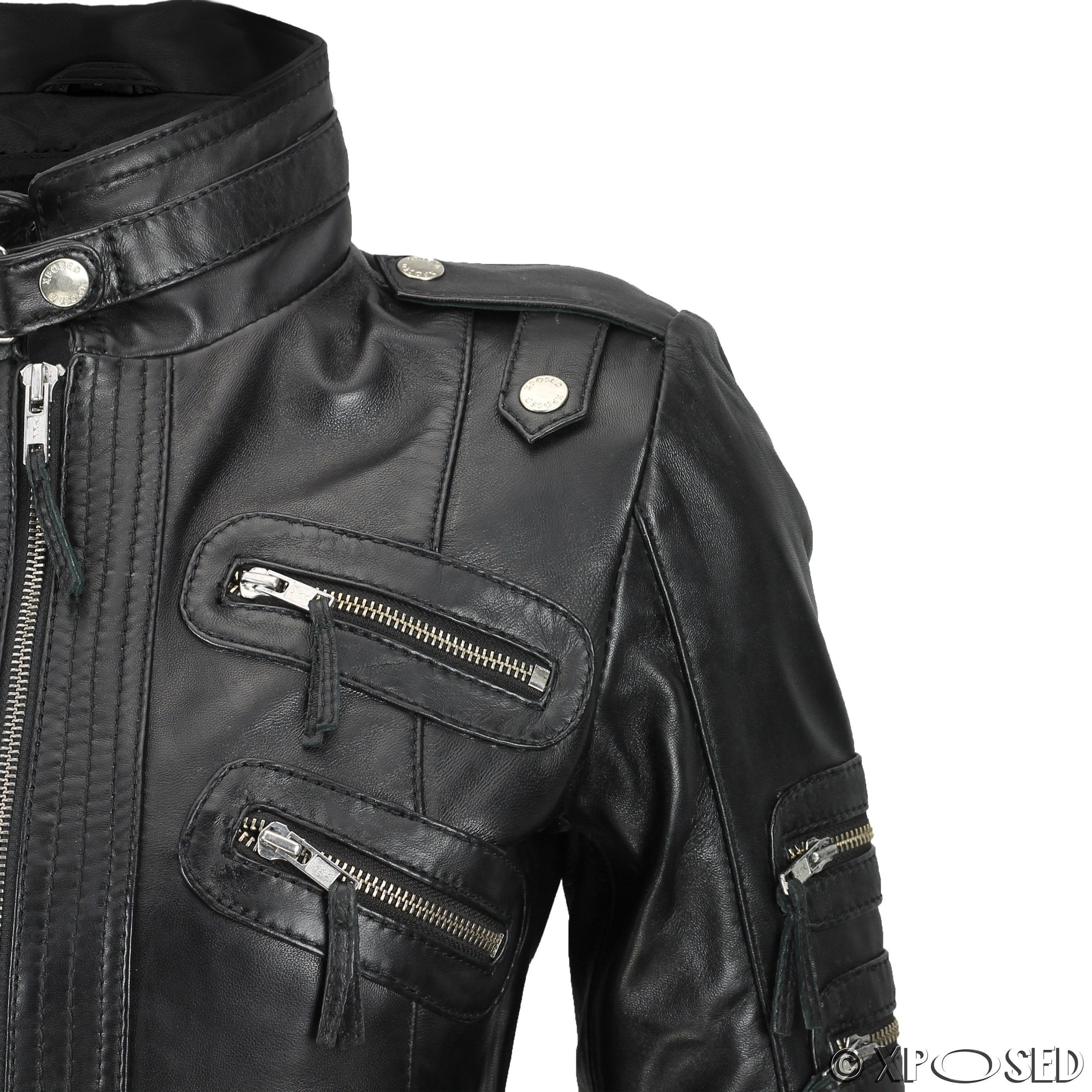 Womens Biker Clothing
