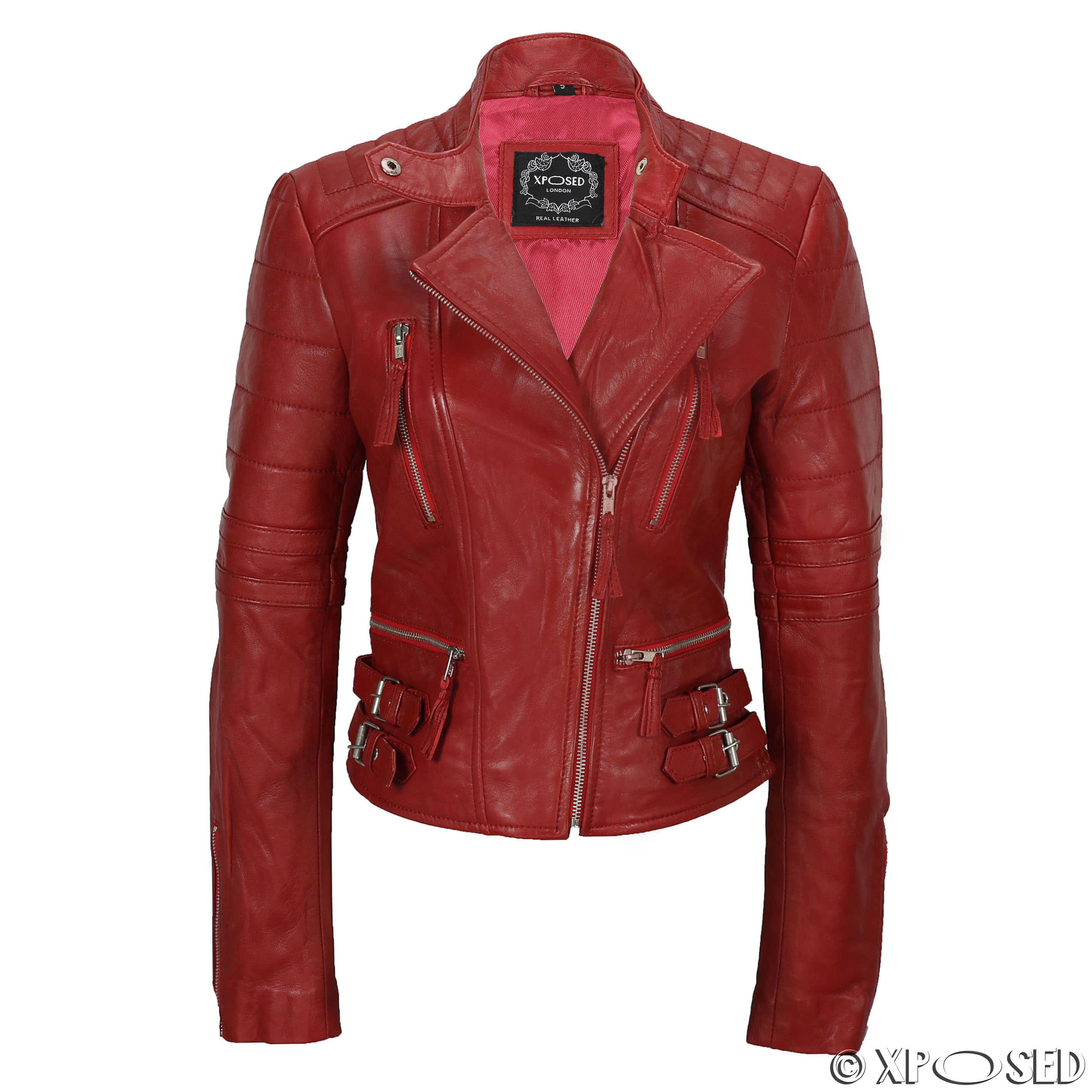 Find great deals on eBay for black leather jacket size Shop with confidence.