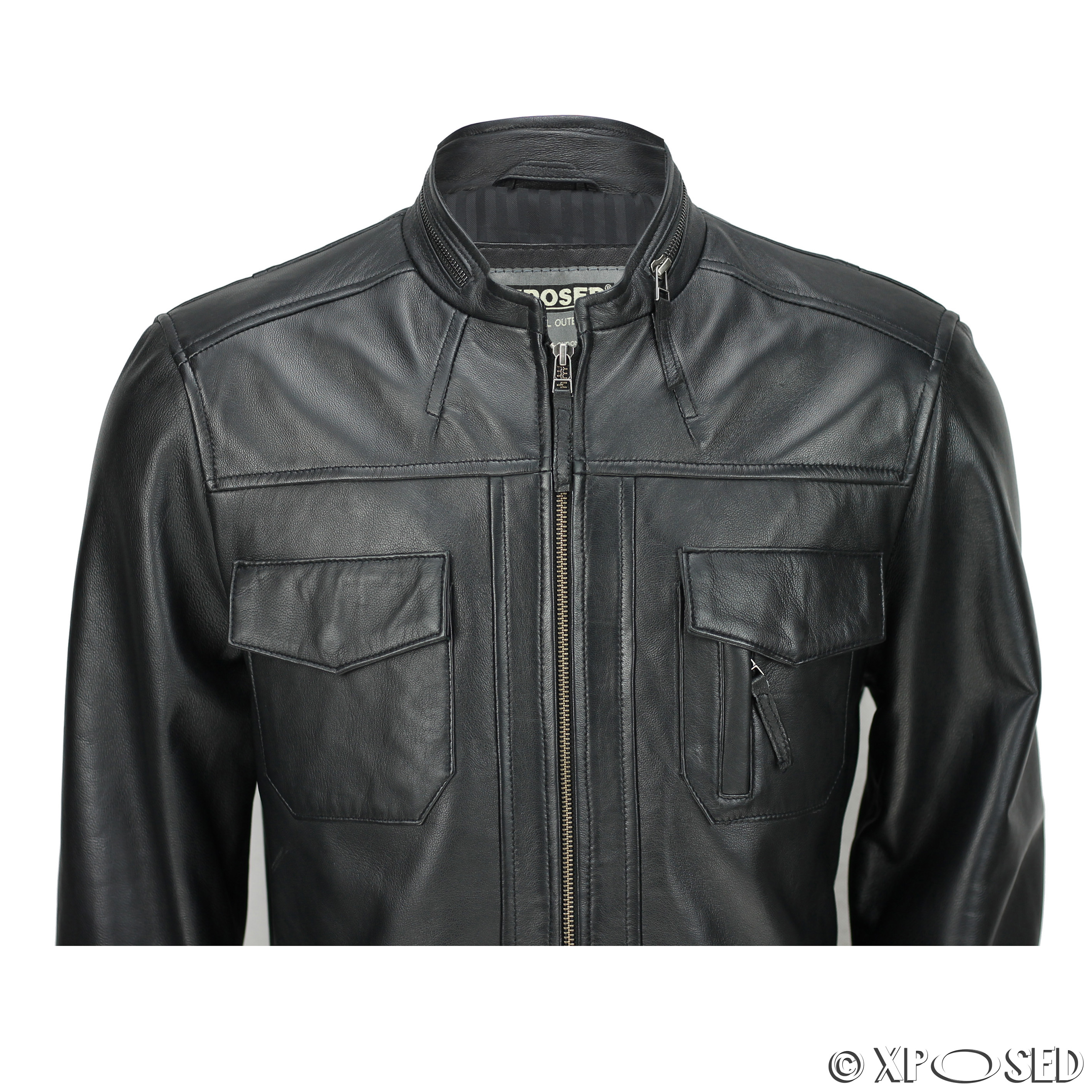 Harley® enthusiasts need a sweet leather jacket. The House of Harley-Davidson® and liveblog.ga are loaded with men's motorcycle jackets, including 3-in-1 options, jackets that convert to vests, the industry-leading FXRG® to keep you on top of your powersports game, and vintage looks that suit you when not riding.