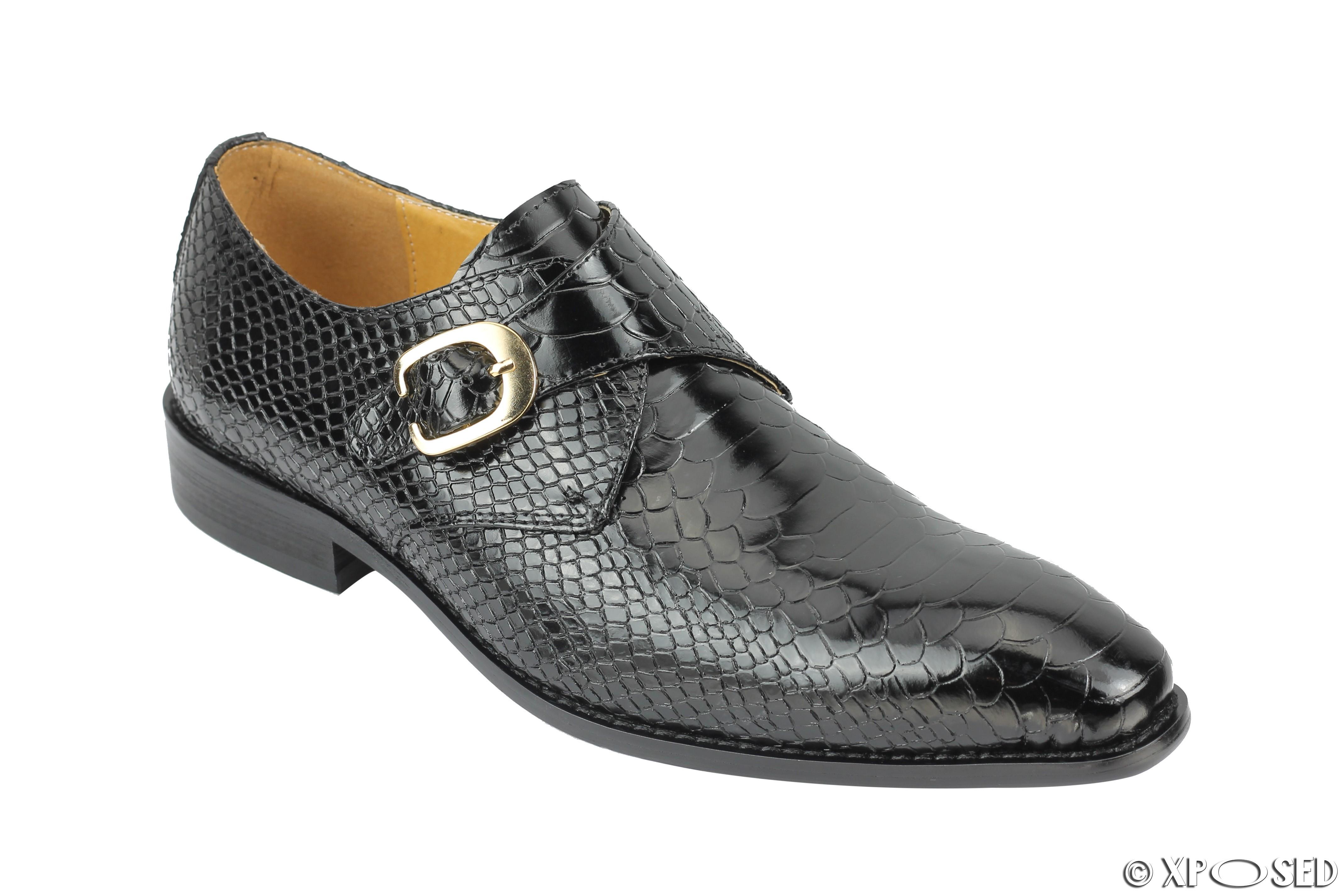 Mens Crocodile Shoes Ebay