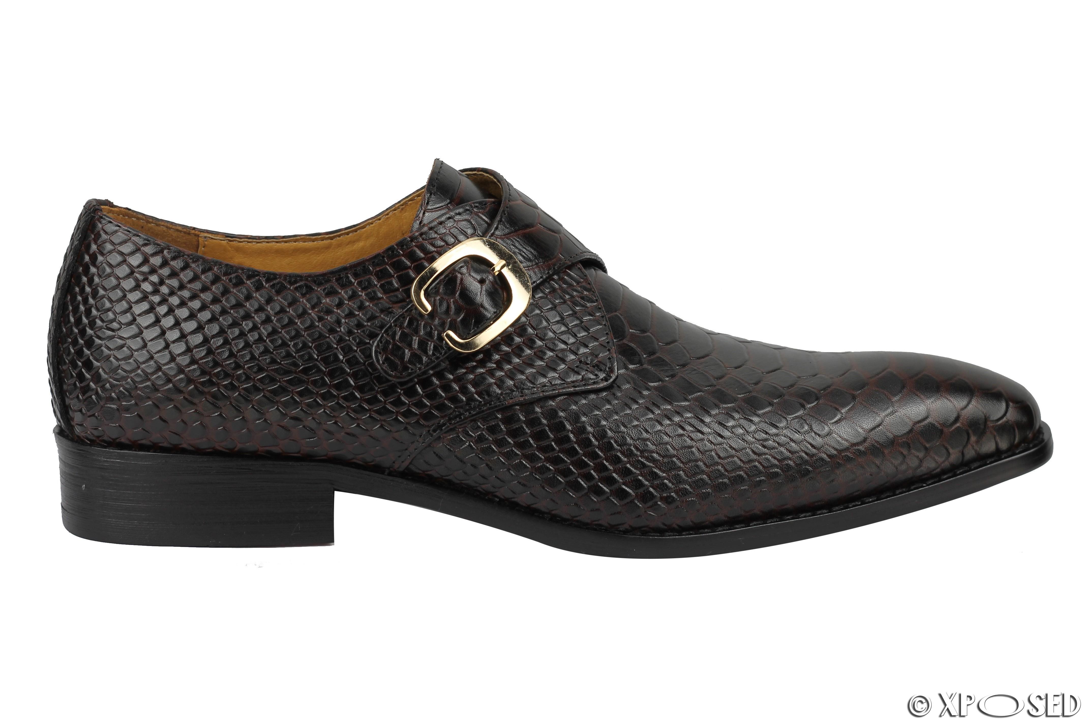 Black Smart Moccasin Shoes