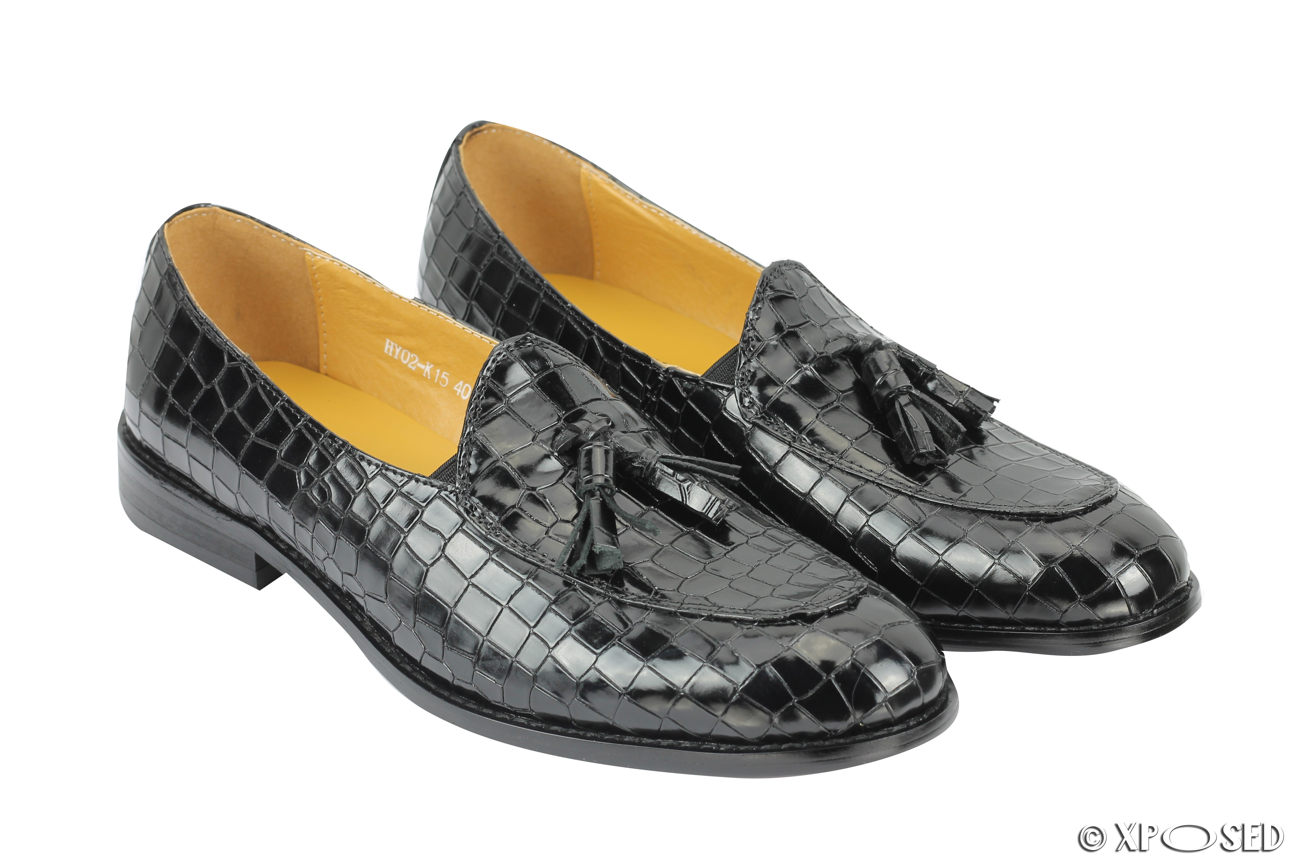 Real Snakeskin Shoes Mens