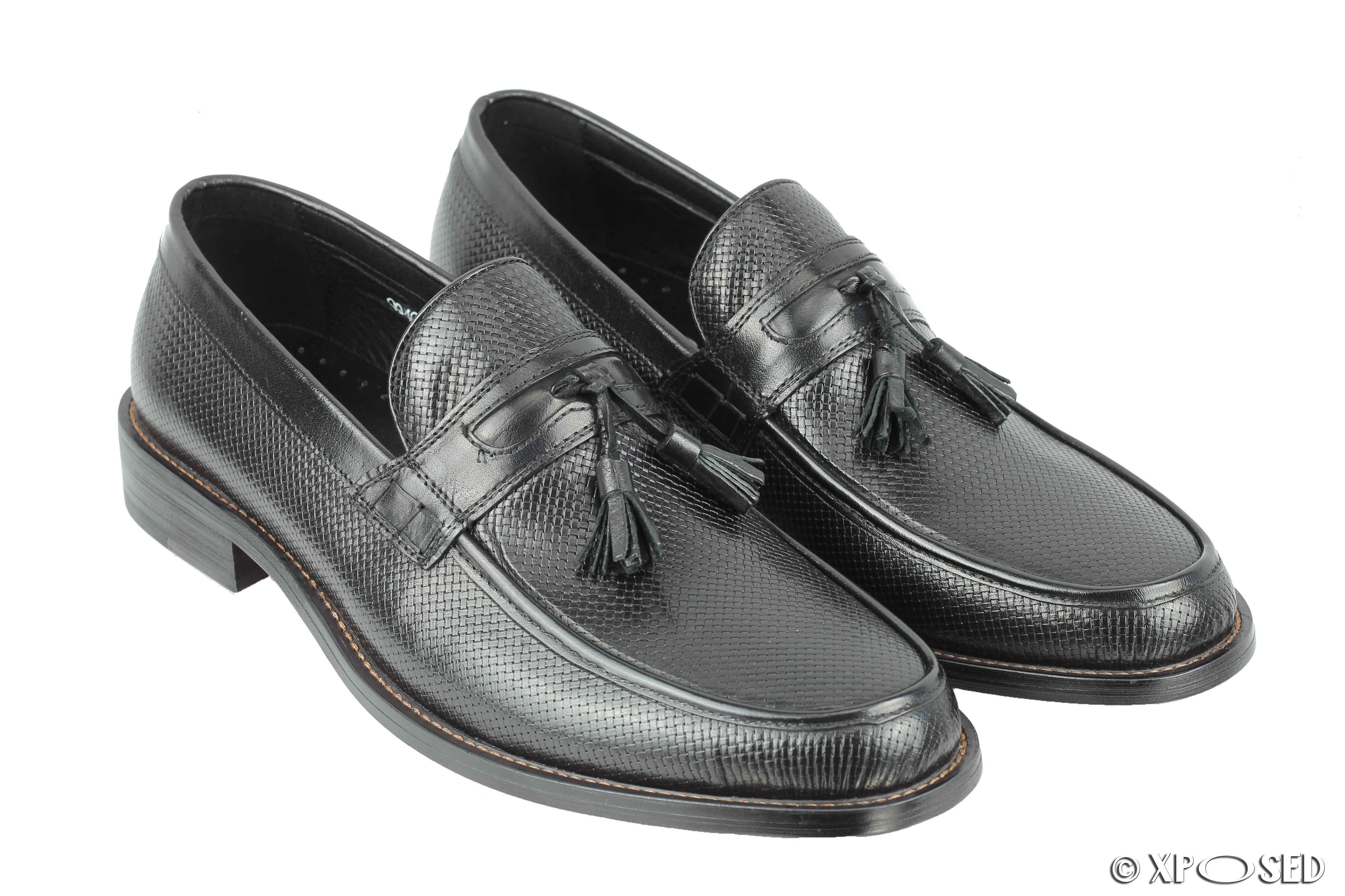 Mens Shoes Size  Wide Bass Loafers