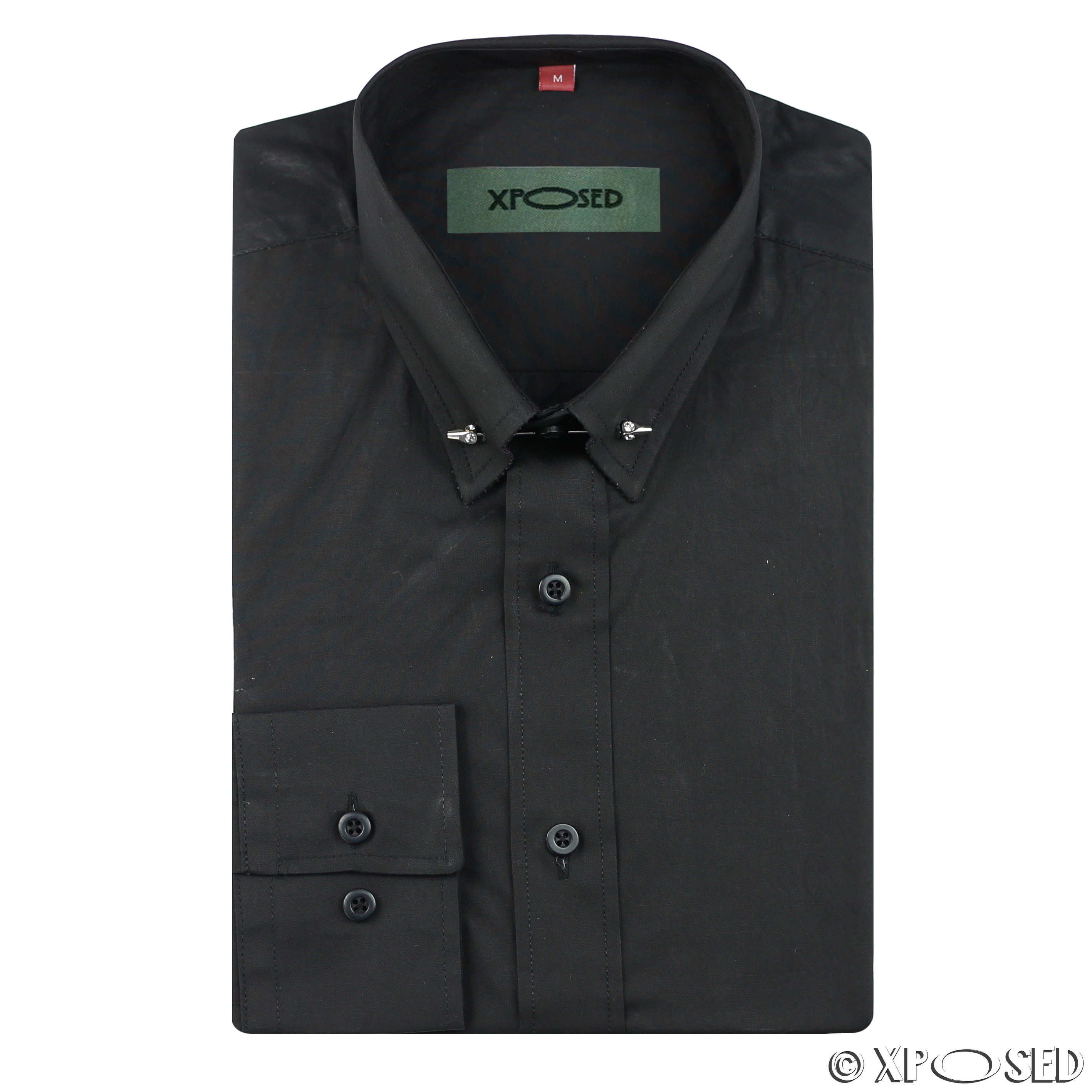 563c42a77c Black Pin Collar Shirts – EDGE Engineering and Consulting Limited