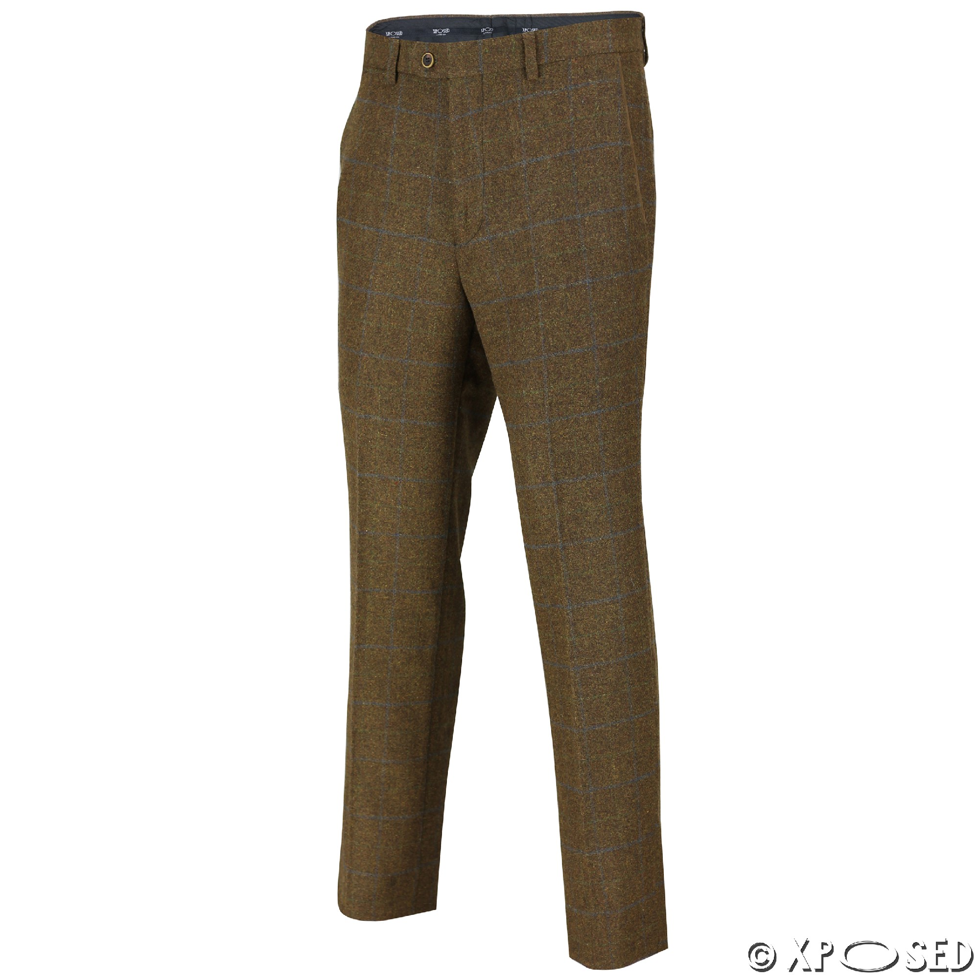 Mens Brown Shoes With Grey Pants