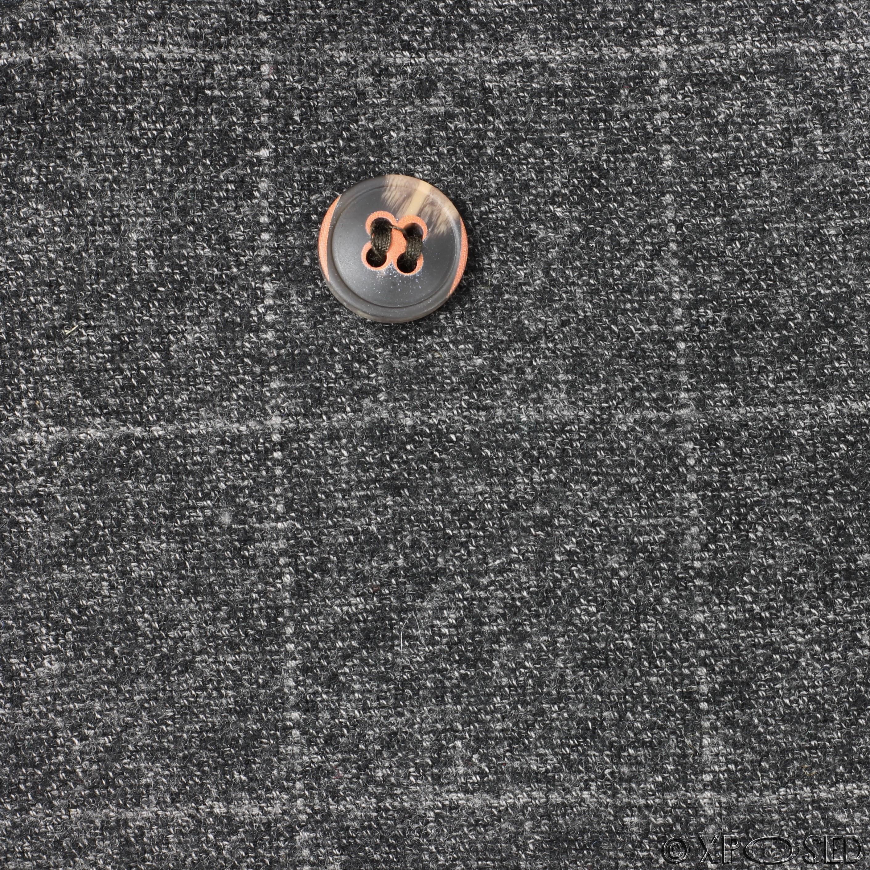 Nuevo-Para-Hombre-Traje-de-3-piezas-de-verificacion-en-gris-se-vende-por-separado-Chaqueta miniatura 25